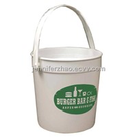Plastic Ice Buckets , Wine Ice Bucket  Wholesale ,ice bucket for bar decoration