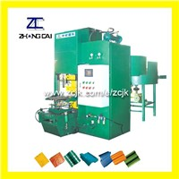 Popular Roof Tile and Terrazzo Tile Making Machine ZCW-120