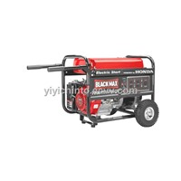 Portable Generator 8750 max watts natural gas quick connect hose