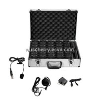Portable Interpretation System Audio Tour Guide for Wireless communication