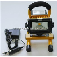 Rechargeable Portable LED Flood Light Emergency Light