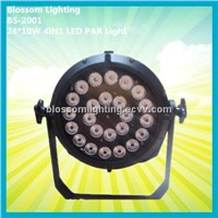 Powerful 24*12W(4 IN 1) LED Par Can Light (BS-2001)