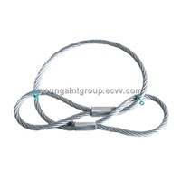 Pressed Wire Rope Sling (Hemo Core)