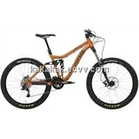 Process Mountain Bike 2013(Medium, Matt Orange/Black)