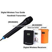 Professional Manufacture of Tour Guide System/Handheld Microphone for conference and factory