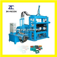 QTY3000 Colorful Hydraulic Curbstone and Paver Making Machinery