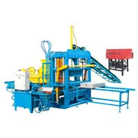 QTY4-25 Hydraulic Brick Making Machine Good Price in ZCJK