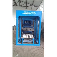 QTY6-16 Hollow Block Machinery Cement Block Machinery