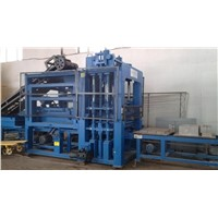 QTY6-16 Hydraulic Automatic Building Brick Machine Line