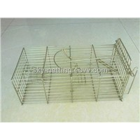 Rate Trap Mouse Cage