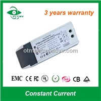 SAA CE UL 700mA 15w led driver power supply with 3 years warranty non-dimmable