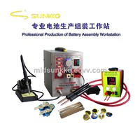 SUNKKO 7001 Professional Production of Battery Assembly Workstation