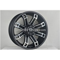 SUV car wheel rims 17X9.0
