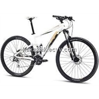 Salvo Sport 29er Mountain Bike 2014(Small, White)