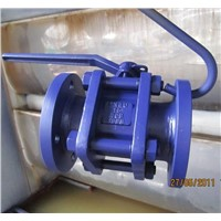Sell Ceramic Ball Valve