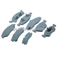 Sell Disc Brake Pads Disk Brake Shoes Brake Calipers Brake line
