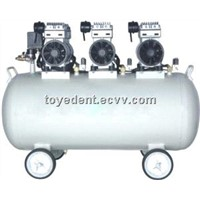 Silent oil-free air compressor-TY-6EW-135
