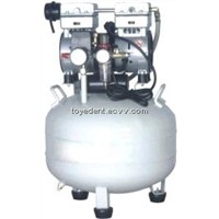 Silent oilfree air compressor-TY-2EW-35