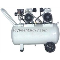 Silent oilfree air compressor-TY-3EW-50