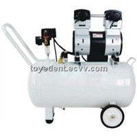Silent oilfree air compressor-TY-3EW-50A