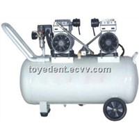 Silent oilfree air compressor-TY-4EW-65