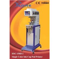 Single Color Pad Printing