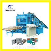 QTY4-15 Small Brick Making Machine/ Interlocking Brick Block Machine in Kenya