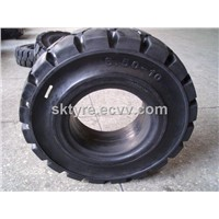 Solid tyre 650-10