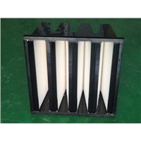 Stable performance PP filtering media air filter f9