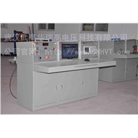 Standard lightning impulse voltage pulse calibration test system devices