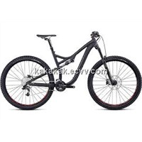 Stumpjumper FSR Comp Evo S Satin/Gloss Black 2014