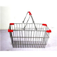 Rectangle Shopping Basket be suitable for Supermarket