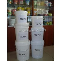 Supply Plastic Buckets ,Plastic Pails with Lid ,Chemical Packaging Bucket