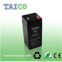 TAICO vrla rechargeable lead acid battery 4v 4ah