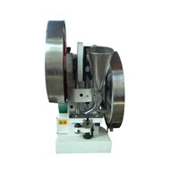 TDP single-punch tablet press