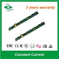 TUV CE Certificated 24w LED Tube Driver 320-530mA Isolation High PF T5 T8