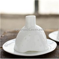 Three Leg Ceramic Reed diffuser, diffuser bottle