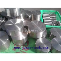 Titanium round cake in good quality