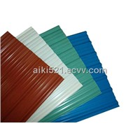 UPVC roof sheet corrugated roofing sheet