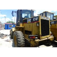 Used Caterpillar 924F Wheel Loader/Caterpillar Excavator
