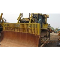 Used Caterpillar D7R Crawler Bulldozer IN GOOD CONDITION