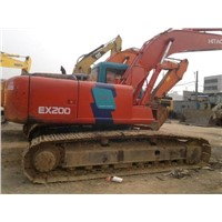 Used Cawler Excavator Hitachi EX200-3/ IN GOOD CONDITION