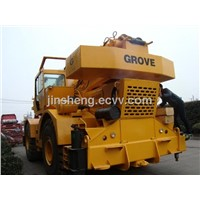 Used Crane Grove 50t for sale