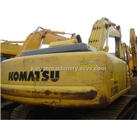 Used Komatsu Excavator PC200-6 Ready to Sell