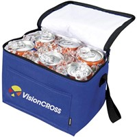 Useful 6 can beer non woven cooler bag