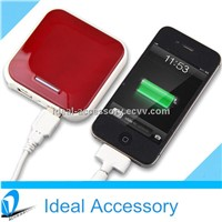 Various Colors 8800mAh 2x USB Power Bank External Battery Charger For iPad Mobile Phone