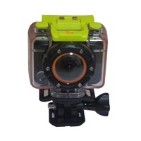 WIFI Full HD Sport Camera With RF Wrist Strap Remote Control HC-WF20