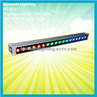 Waterproof 18*10W 4IN1 LED Wall Washer Light (BS-3021)