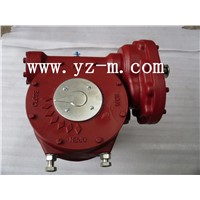 MY-1S series quarter turn worm gear operator, worm gearbox, worm gear actuator
