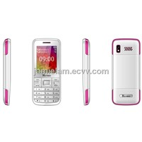 X148 2.4inches mobile phone Dual sim card Dual standby